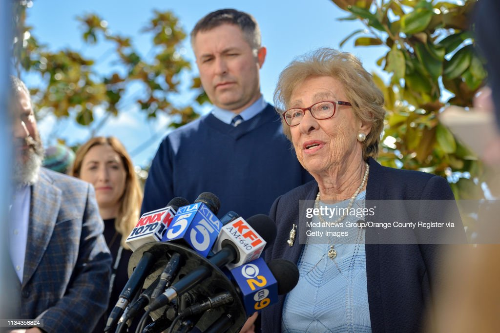 Eva Schloss : News Photo