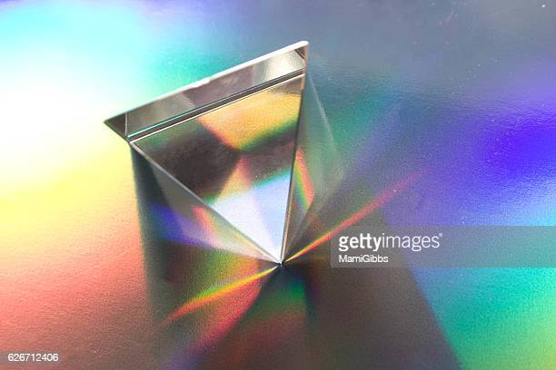 hologram art - spectrum stock pictures, royalty-free photos & images