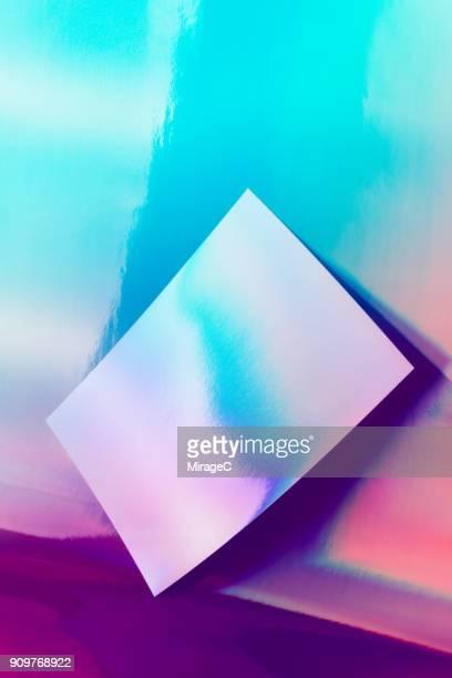 Hologram Foil Paper Gradient Colors