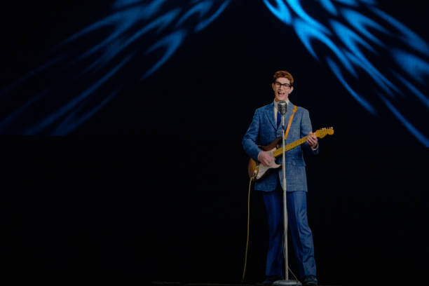 ESP: Roy Orbison & Buddy Holly Hologram Concert In Madrid