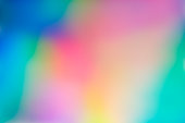 Holographic abstract spectrum vaporwave background pattern