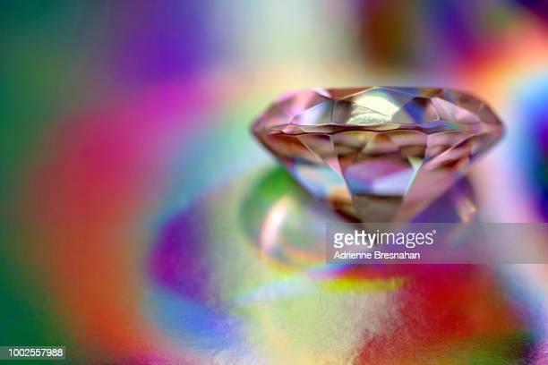 Holographic Diamond