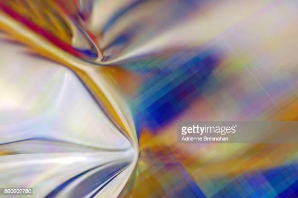 holographic effects on paper - reflexo efeito de luz - fotografias e filmes do acervo