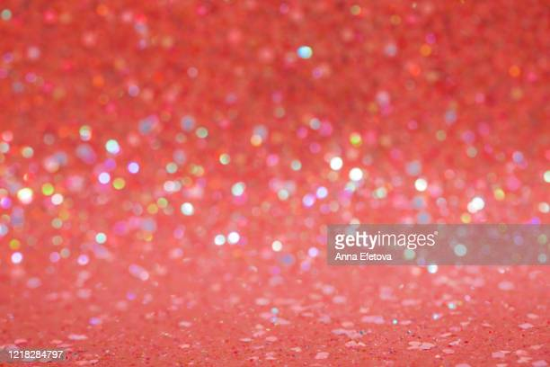 holographic sparkling background - スパンコール ストックフォトと画像