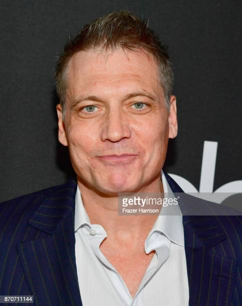 Holt McCallany attends the 21st Annual Hollywood Film Awards at The Beverly Hilton Hotel on November 5 2017 in Beverly Hills California