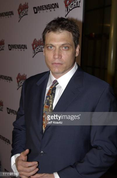 Holt McCallany during 'Below' Premiere at Arclight Cinema in Hollywood Ca