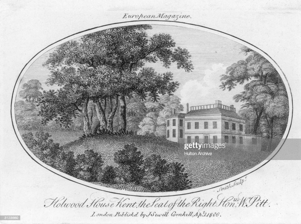 Holwood House : News Photo