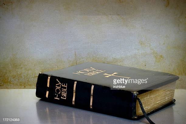 holy bible - fundamentalism stock photos and pictures