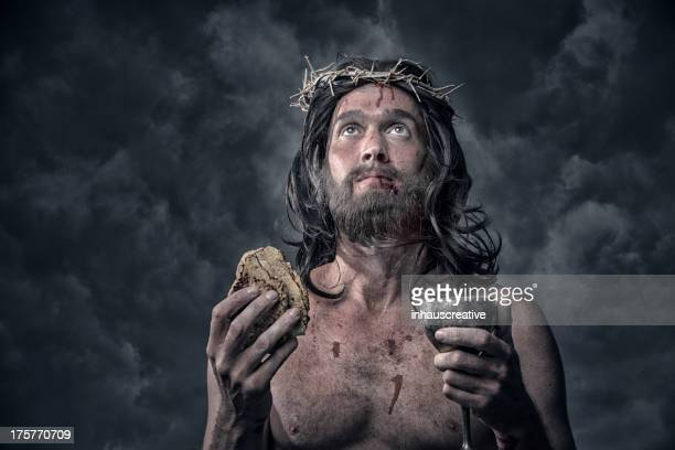 holy communion - jesus blood stock pictures, royalty-free photos & images