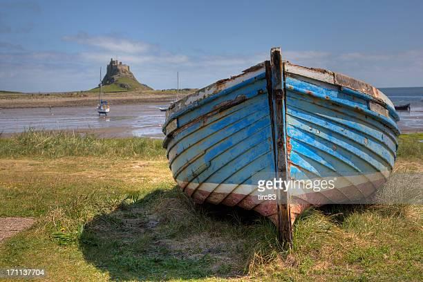 Holy Island Northumberland UK