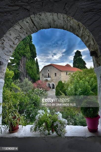 Holy Monastery of Annunciation Island (Ancient) Trikeri