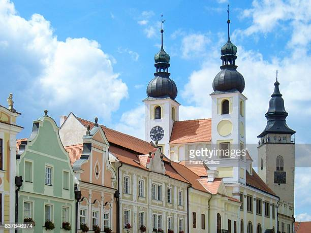 Holy Name of Jesus Church, Telc, Czech republic