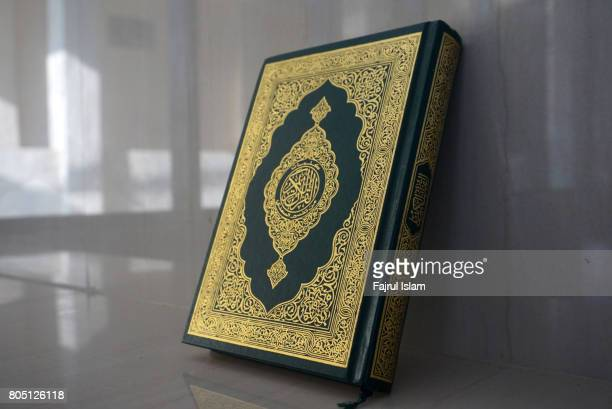 holy quran or koran - holy quran stock pictures, royalty-free photos & images
