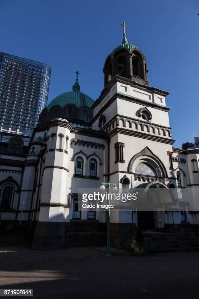 holy resurrection cathedral - resurrection religion - fotografias e filmes do acervo