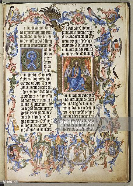 Holy Roman Emperor Charles IV of Luxembourg manuscript
