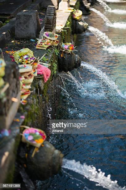 Holy Spring at Tirta Empul Temple