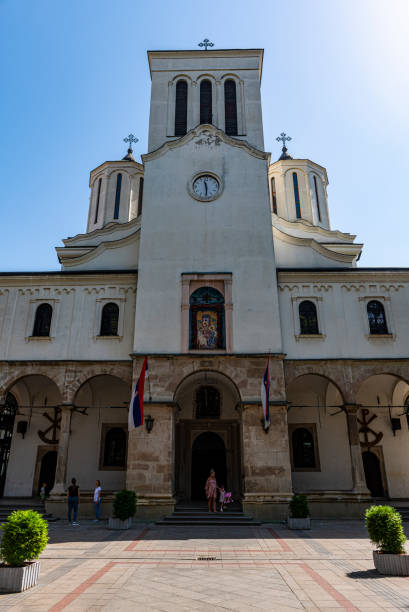 Holy Trinity Cathedral, Nis, Serbia, Europe
