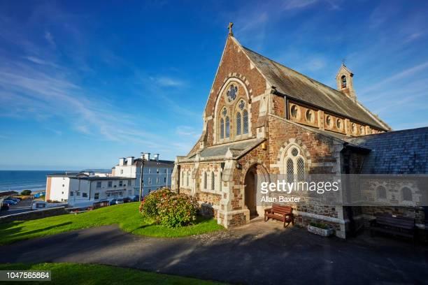 Holy Trinity church in Westwood Ho! North Devon