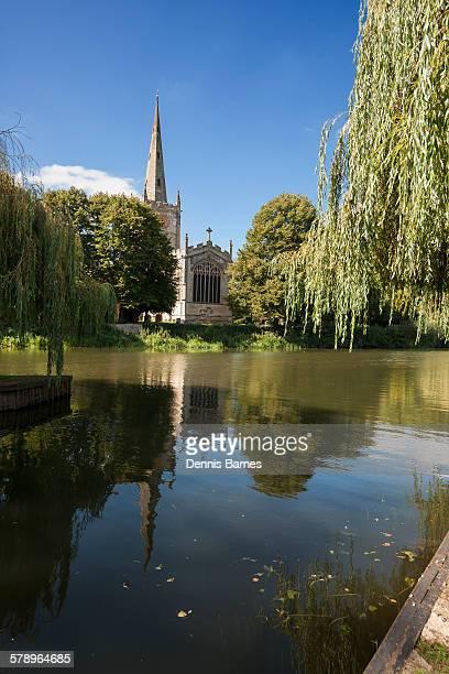 Holy Trinity Church, River Avon