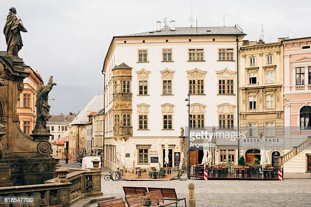 Holy Trinity (plague) Column in Olomouc, CZECH REPUBLIC