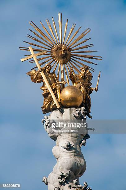 Holy Trinity column, Linz, Austria