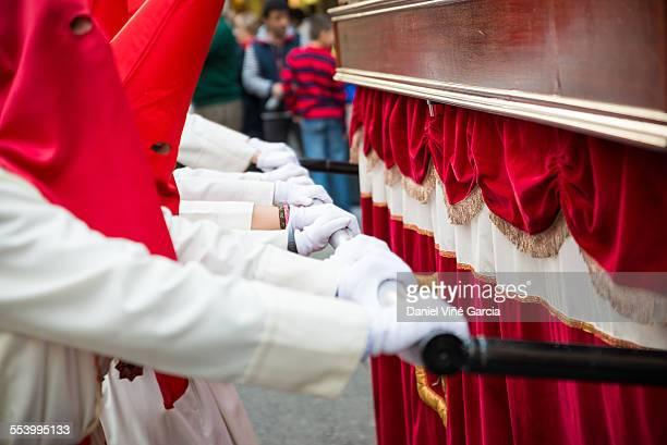 Holy Week, Valladolid, Spain