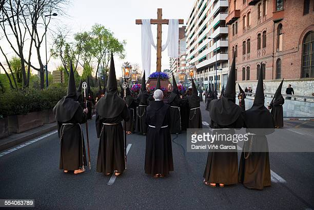 Holy Week, Valladolid, Spain.