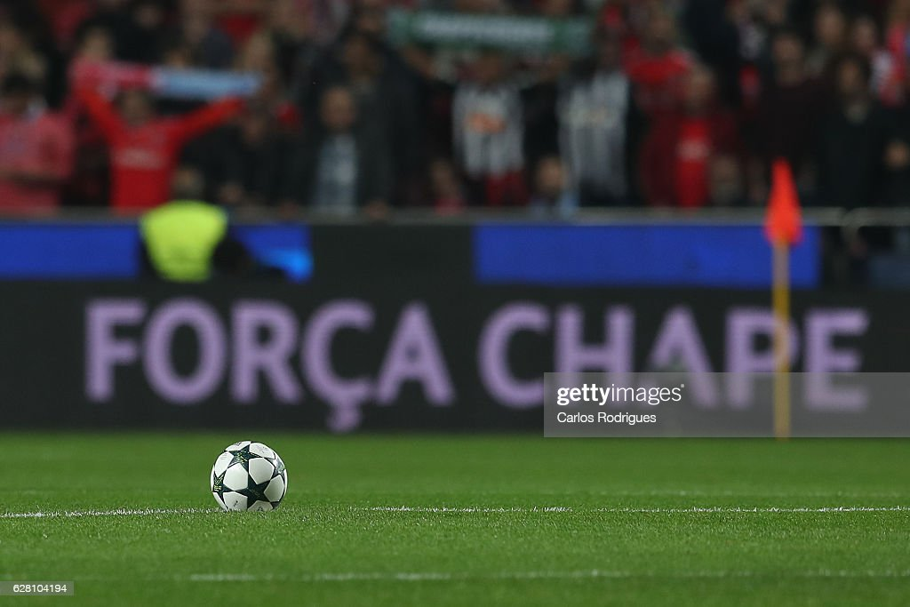 SL Benfica v SSC Napoli - UEFA Champions League : News Photo