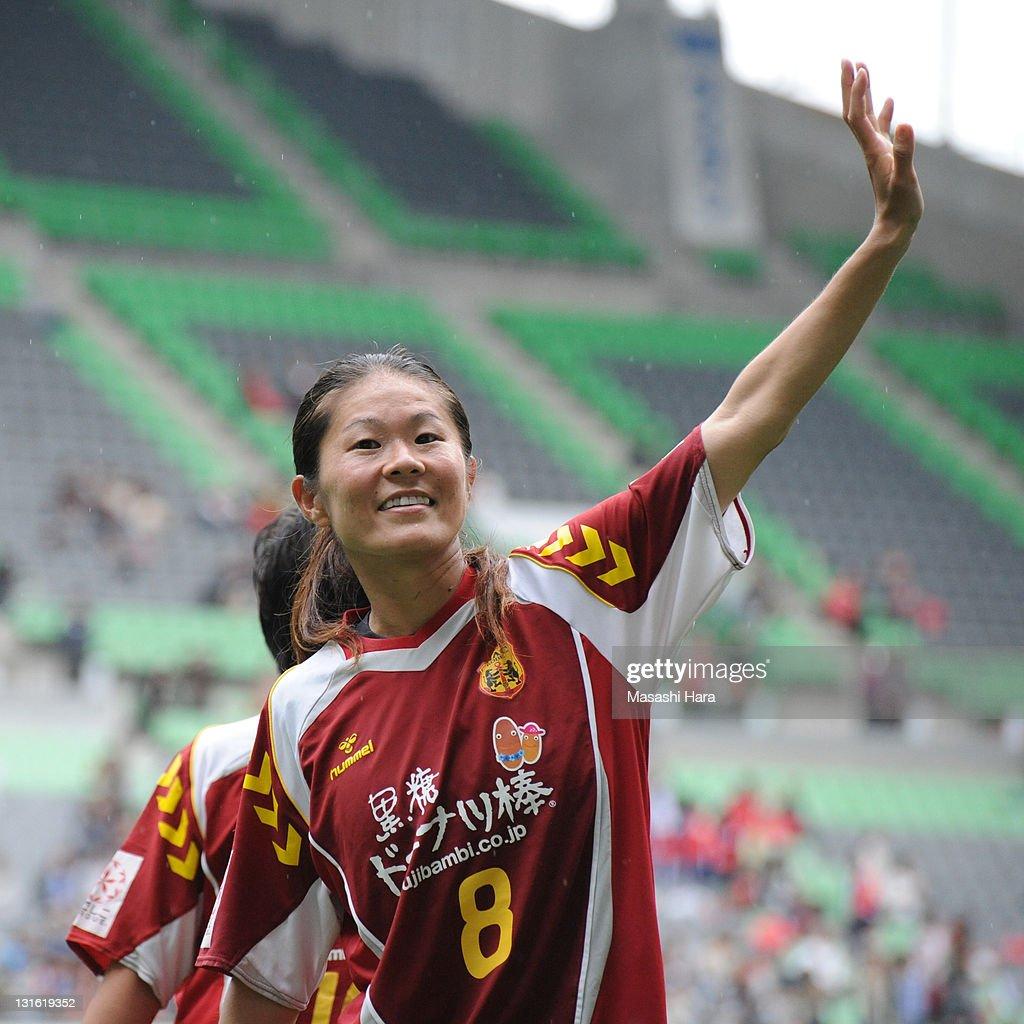 INAC Kobe Leonessa v NTV Beleza - Nadeshiko League