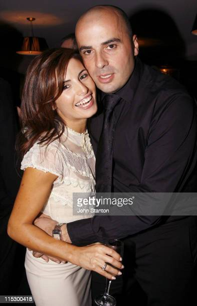 Home and Away star Ada Nicodemou and fiance Chrys Xipolitas