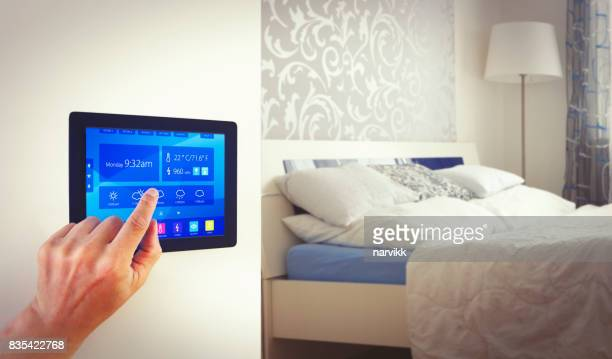 Home automation in the bedroom