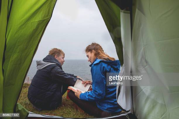 Home Away From Home - Camping Reise mit der Familie