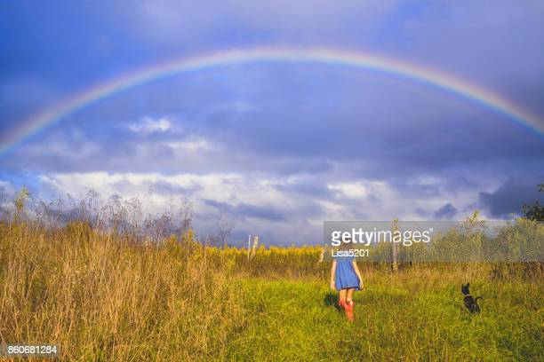 home away from home - arcobaleno foto e immagini stock