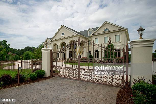 A home belonging Jeffrey Webb a former vice president of FIFA and former president of the Confederation of North Central American and Caribbean...