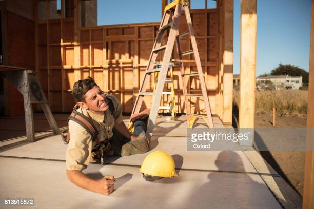 Home Building - Injury