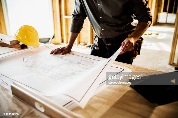 home building - building contractor stock pictures, royalty-free photos & images