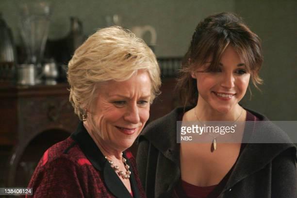 JOURNEYMAN Home by Another Way Episode 11 Pictured Barbara Tarbuck as Barbara Vasser Lisa Sheridan as Dr Theresa Sanchez