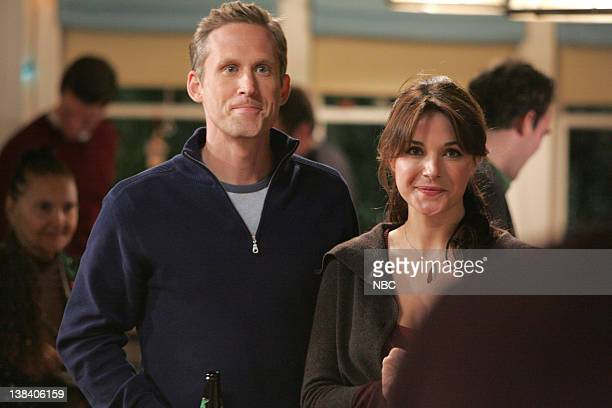JOURNEYMAN Home by Another Way Episode 11 Pictured Reed Diamond as Jack Vasser Lisa Sheridan as Dr Theresa Sanchez