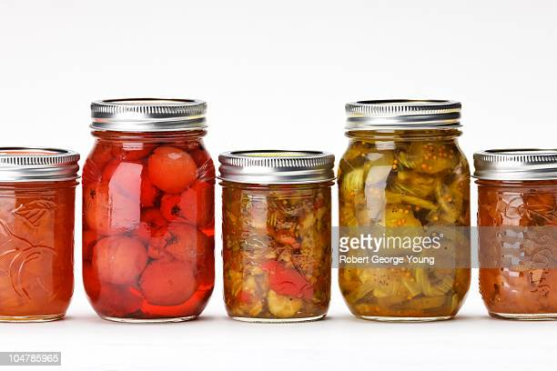Home Canning Preserves