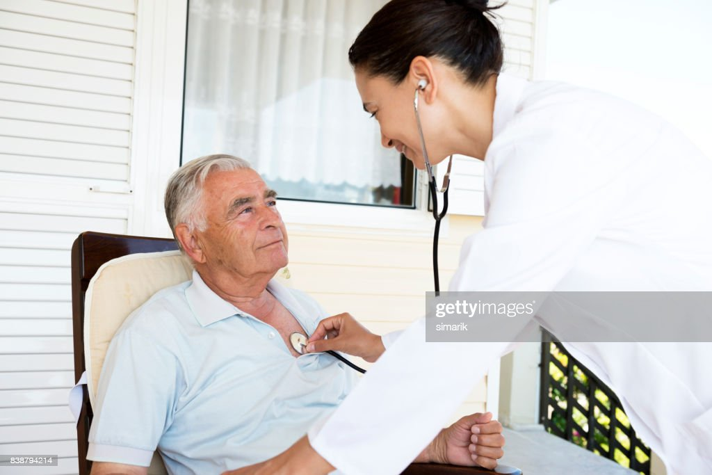 Home Care : Stock Photo