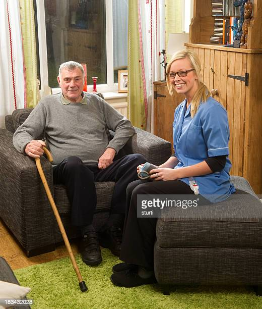 home care visit