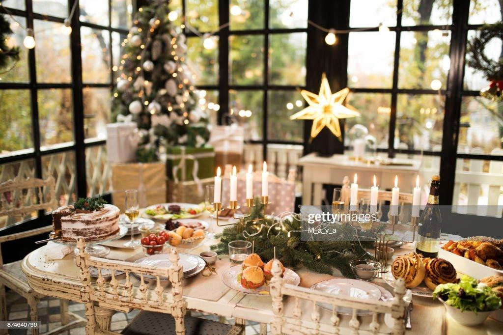 Weihnachtsdekoration : Stock-Foto