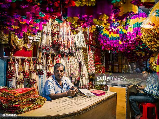 Home decoration market shop in Jaipur India