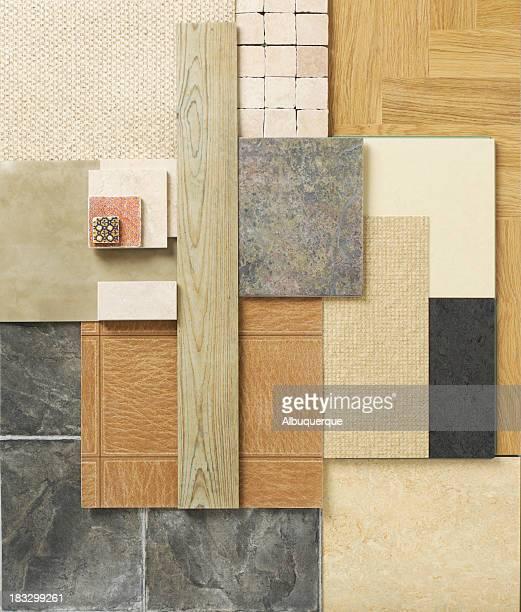 Wohndekoration-Etage Arbeitsproben ein