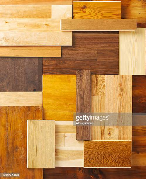 home decor-floor samples b - hardwood stock pictures, royalty-free photos & images