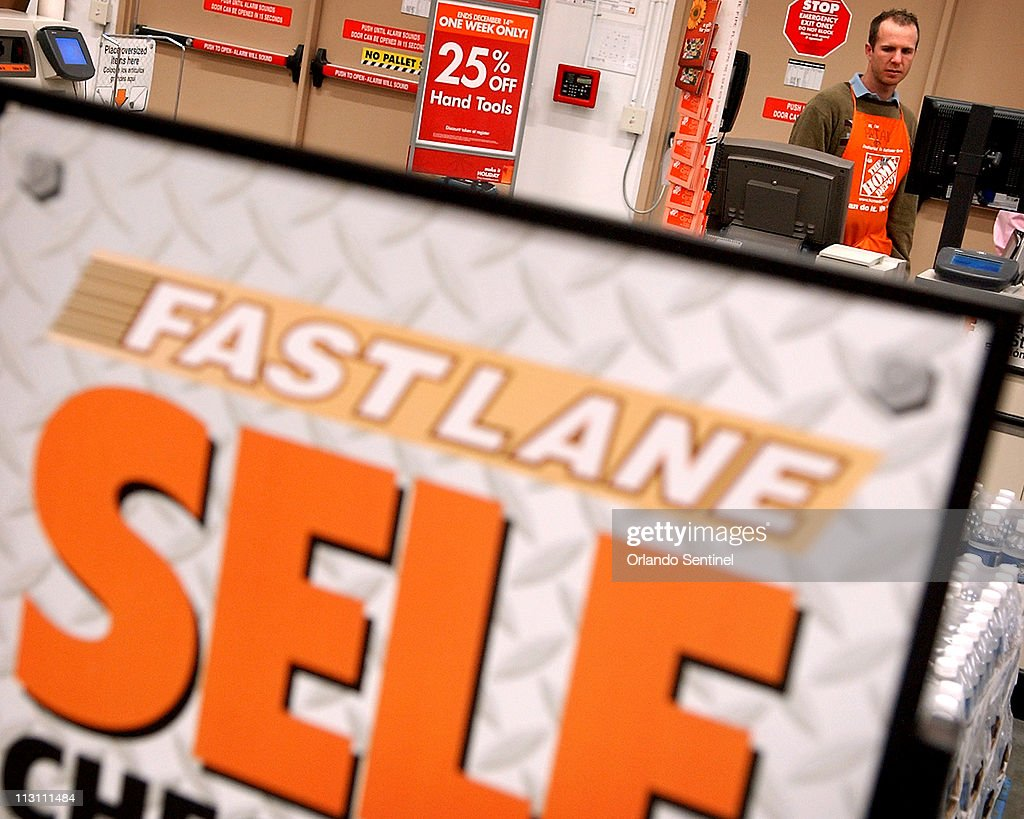 Home Depot Eployee Self Serve