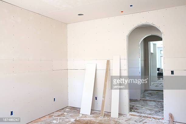 Home Drywall Construction