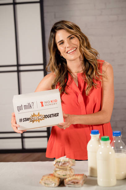 GA: The Creators of 'got milk?' and Actress, Karla Souza  Help Provide 1 Million Meals to California Kids Facing Hunger through #StayStrongTogether Initiative