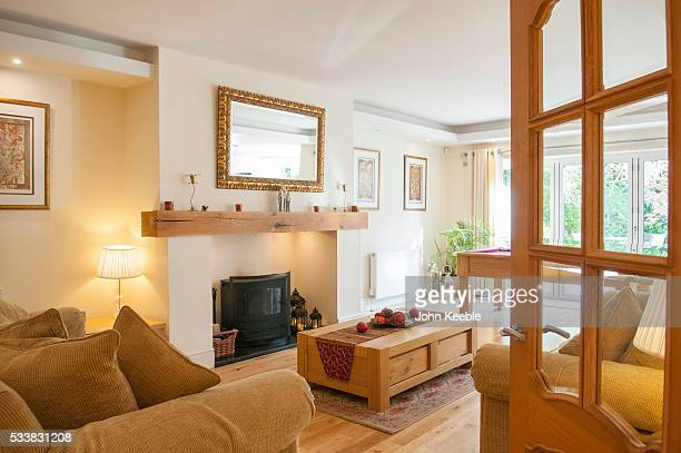 home extior & interiors - beige stock pictures, royalty-free photos & images