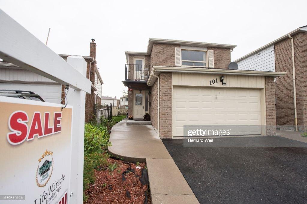 Real estate in GTA : News Photo